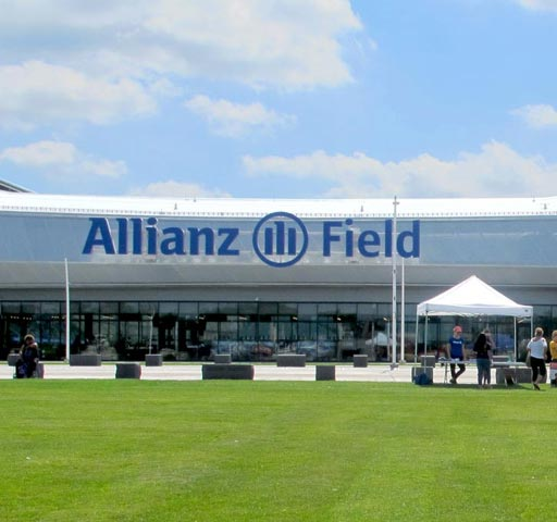 allianz field main gate