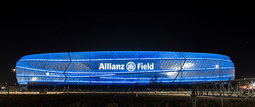 The Latest and Greatest from Allianz Field